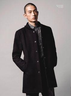 Park Sung Jin for GQ Korea Nov 2014