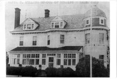 Nursing Schools, Ohio, Mansions, Street, House Styles, Painting, Schools For Nursing, Columbus Ohio, Villas