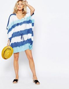 25 Kimonos and Cover-Ups You'll Live in All Summer Long via Brit + Co