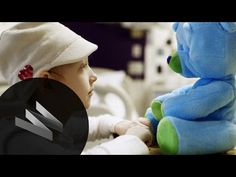 """The Huggable, A Plush Interactive Robotic Companion That Provides Comfort to Young Cancer Patients."" (click through to watch the video)"