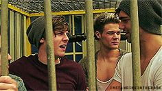 Lawson in jail GIF