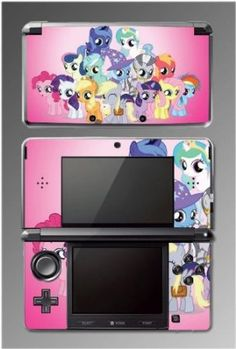 My Little Pony Friendship is Magic Rarity Video Game Vinyl Decal Cover Skin Protector 2 Nintendo 3DS $9.98 Amazing Discounts Your #1 Source for Video Games, Consoles & Accessories! Multicitygames.com Click On Pins For More Info