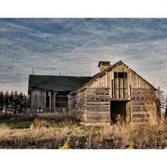 On a Forgotten Farm from Emergent Light Studio for $90.00