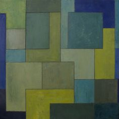 MATH TO BEAUTY is series of paintings employing the golden mean as a basis for the geometric compositions. This fascinating ratio, frequently found in nature and geometry, is perceived by many to play a role in the human perception of beauty. Organic Pixels by Stephen Cimini