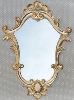 Espelhos Veneziano Dourado