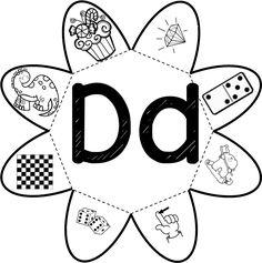 Continuação da atividade anterior com a letra D.              Seguindo o mesmo exemplo esta atividade poderá ser desenvolvida de aco...