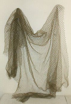Durable Nylon Replacement Fishing Landing Net Rhombus Mesh Hand Deko