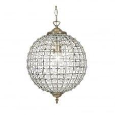 Ballon Small Persian Ceiling Light Bronze
