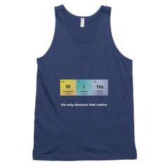 Wine Elements - Classic men's tank top - Properttees