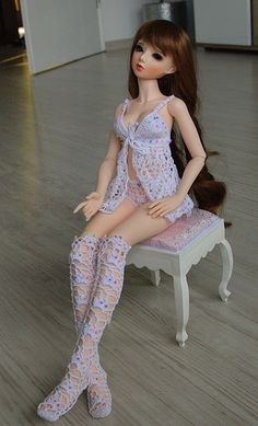 Lamigra Dolls outfit - Nähen - Dolls Neverland