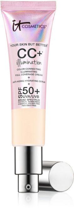 It Cosmetics CC+ Cream Illumination SPF 50+ | Ulta Beauty