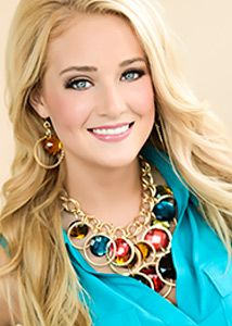 "Miss Idaho 2012 Whitney Wood. Education: Idaho Falls High School, Brigham Young University. Platform Issue: Handbags of Hope: ""Giving Women Confidence They Can Carry"". Scholastic Ambition: To receive a Master's degree in Broadcast Journalism. Talent: Piano. Full Bio: http://ow.ly/eqNYD"