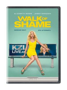 Elizabeth Banks does the 'Walk of Shame' in this outrageously funny comedy, coming to DVD and Blu-ray on Tuesday, June 17, 2014. Additional cast: James Marsden, Gillian Jacobs, Sarah Wright, Ethan Suplee, Bill Burr, Oliver Hudson and Tig Notaro.
