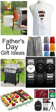 Father's Day Gift Ideas | love that apron!