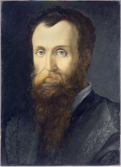 Bronzino – portrait of Luca Martini.
