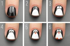 21 paso a paso que te convertirá en un experto en decoración de uñas - Uñas infantiles - Pink Nail Art, New Nail Art, Cute Nail Art, Nail Art Diy, Easy Nail Art, Diy Nails, Cute Nails, Nails For Kids, Girls Nails
