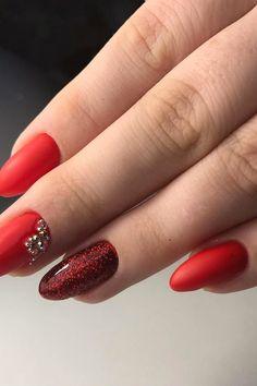 red manicure #red #manicure #love #nails #nailart #beautiful #gelnails #nail #art #naildesign #fashion #gelpolish #nailswag #nailpolish #nailsoftheday Red Manicure, Gel Nails, Swag Nails, Gel Polish, Nailart, Nail Designs, Beautiful, Beauty, Gel Nail