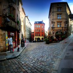 Lyon - France (The city I live in)