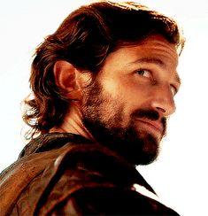 Michiel Huisman aka Daario from Game of Thrones
