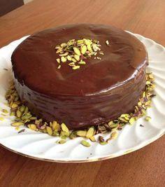 Kağıt helva pastası süsleme