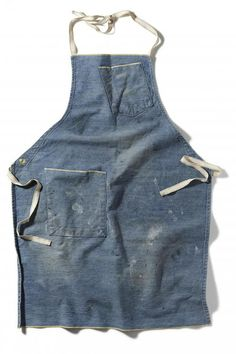 CHAD'S DRYGOODS: APRONS FROM WORKWEAR TO FASHION