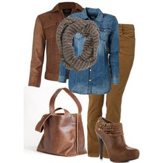 Fall outfit by Mandys120