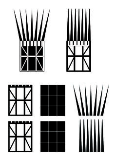 John Hejduk: House of the Suicide and House of the Mother of the Suicide