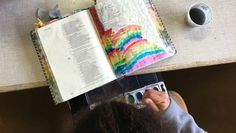 Guest writer Arden Ratcliff-Mann shares easy tips for Bible journaling with your…