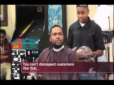White people. Black people. How would you react to this? - YouTube