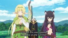 58 Best How Not To Summon A Demon Lord ( Anime ) images in