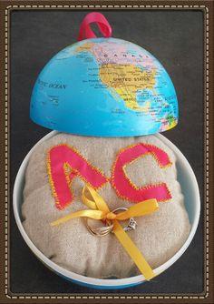 Un porte alliances original pour mon wedding wedding ring and tropical wed - Porte alliance original ...