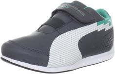 Puma Evospeed F1 Lo Mamgp V Kids Sneaker (Toddler/Little Kid/Big Kid) Puma. $46.95. Original Packaging. Manmade sole. Leather and synthetic. 100% Authentic. Brand New