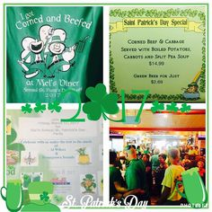 It's PARTY TimeJoin us in Ft. Myers for our Annual St. Patti's Day Bash Food Fun And Lots of Beer  Check out our Bar and specialty mixed drinks! You won't want to miss the party#MelsDiner #SWFL #American #Restaurant #Diner #Breakfast #Brunch #Lunch #Dinner #DinerFood #Desserts #Drinks