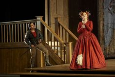 Roberto Devereux is the final chapter of Donizetti's Tudor Trilogy, the other works being Anna Bolena and Maria Stuarda. Donizetti's fascination with the story of Elizabeth I is definitive yet subtle. In Anna Bolena, Elizabeth does not appear once. In Maria Stuarda, Elizabeth is a secondary character at best. With Roberto Devereux, Elizabeth doesn't make the title. The trilogy still provides the focus of Elizabeth's life, culminating in the final chapter that has her centre-stage.