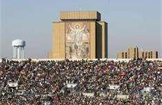 Notre Dame Football Stadium - Bing Images