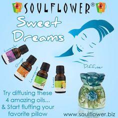 Soulflower Flower Diffuser Set