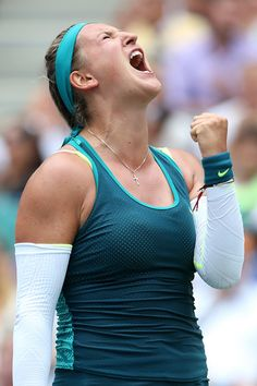 Victoria Azarenka Photos - 2015 U.S. Open - Day 10 - Zimbio