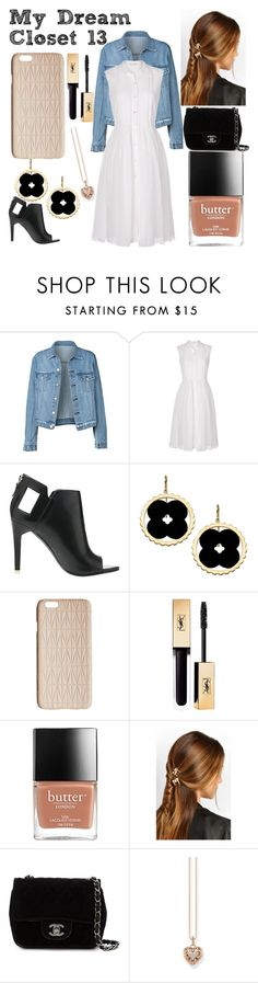 """""""My Dream Closet 13"""" by christycn ❤ liked on Polyvore featuring Diane Von Furstenberg, Alepel, Asha by ADM, Dagmar, Rosantica, Chanel and Thomas Sabo"""