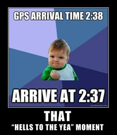If you have road tripped with me - you have experienced this moment first hand :)