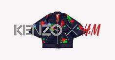 Ilmaise itseäsi tällä KENZO x H&M -malliston rohkean värikkäällä luomuksella. #KENZOxHM