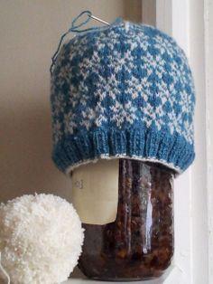 Ravelry: ModernMargo's Warm hat for chilly Glasgow noggins