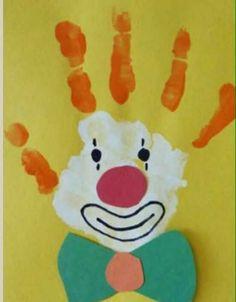 Projekt Karneval und Karneval Kindergarten und Tagespflege Ideen - for children over 3 years - Kunst Circus Crafts Preschool, Circus Activities, Clown Crafts, Carnival Crafts, Daycare Crafts, Daycare Ideas, Circus Theme Crafts, Circus Theme Classroom, Toddler Art