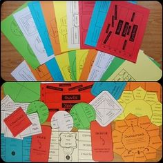 GreekGrammarLapbook_Όλη η Γραμματική σε ένα LapBook (Total Pack) Interactive Notebooks, Special Education, Projects To Try, Teaching, Games, School Stuff, Classroom Ideas, Decor, School Supplies