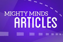Mighty Minds Articles Mindfulness, Articles, Education, Logos, Educational Illustrations, Learning, Logo, Awareness Ribbons, Studying