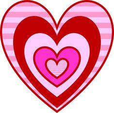 San Valentín, Corazones, El Amor, Rosa, Rojo, Magenta