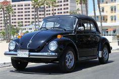 1979 Volkswagen BeetleCabriolet