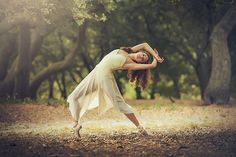 Dancing among the trees by hrphotog on DeviantArt