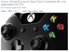 Which gaming console are you buying?!