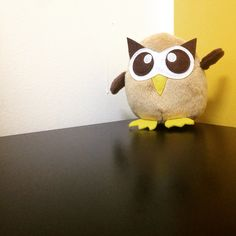 Greetings from Owly and #HootAmb @pablom008 who did a great job at Social Media Week in Argentina.