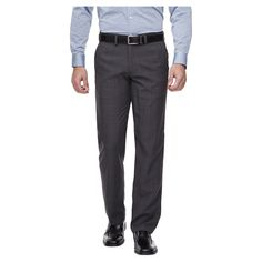 Haggar H26 - Men's Straight Fit Trousers